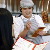 More firms giving disabled workers key roles