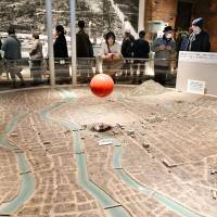 The number of visitors to the Hiroshima Peace Memorial Museum in the city of Hiroshima saw a sharp increase in the fiscal year that ended in March. | KYODO