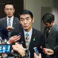 Gaffe-prone minister Imamura bows out over Tohoku remark