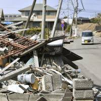 Caught off guard by deadly quakes, Kumamoto still learning lessons one year on