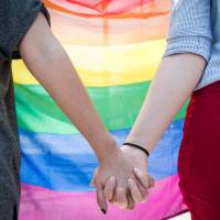 A recent survey has found bullying is rife for sexual minorities at school. | AFP-JIJI