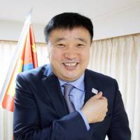 Ulan Bator mayor proposes sister city ties with Tokyo by 2020