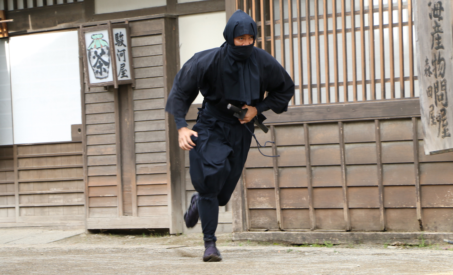 Two cities known for ninja, Iga in Mie Prefecture and Koka in Shiga Prefecture, have been officially named 'Japan Heritage' properties. | ISTOCK