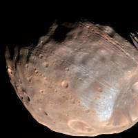 France and Japan working on Martian mission to sample Phobos