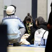 Rock fans complain of heat exhaustion during concert at Chiba venue