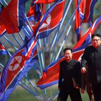 North Korea may have sarin-tipped missiles, Abe says