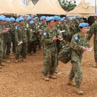 Japanese troops withdrawing from South Sudan mission: U.N.