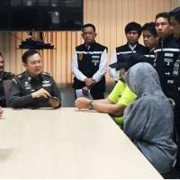 Thai police arrest Japanese woman wanted for pyramid scheme