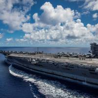 For Japan and U.S., joint drills could signal the start of a new 'normal'