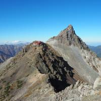Effort and reward: Hiking the precipitous spine of central Honshu