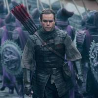 'The Great Wall' is a colorful foray into Hollywood filmmaking for China's Zhang Yimou