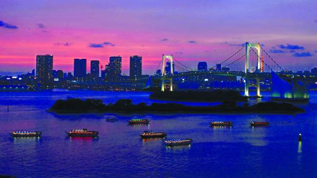 Uncharted waters: exploring the untapped potential of Tokyo's waterways