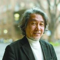 Hidenobu Jinnai, a professor of engineering and design at Hosei University. | ROB GILHOOLY