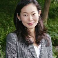 New outlook: Masako Nemoto-Deacon says her experience of working in London as a consultant for a global company has been eye-opening.                  photos courtesy of Masako Nemoto-Deacon