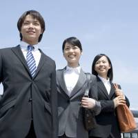 Code of conduct: An interview can be an etiquette minefield. Even Japanese students have to be drilled on the code. | ISTOCK