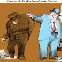 Nervous China ramps up religious persecution