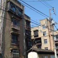 Waste not, want not: Abandoned apartments in Japan may become affordable homes for low-income tenants in the future. | PHILIP BRASOR