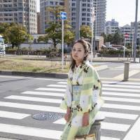 All seasons:  Otsuka Gofukuten encourages yukata fans to find ways to wear the lightweight garment wherever and whenever they want.