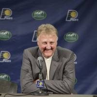Bird leaving Pacers again after sweep by Cavaliers