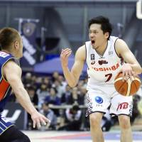 Kawasaki's Shinoyama expanding all-around game at point guard