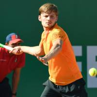 Goffin nabs first win over Djokovic