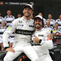 Retired Button to fill in for Alonso at Monaco GP