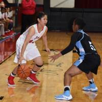 South Georgia Technical College point guard Kanna Suzuki helped lead her team to the National Junior College Athletic Association Division I national tournament last month. | SOUTH GEORGIA TECHNICAL COLLEGE