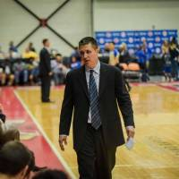 Grand Rapids Drive coach Rex Walters, a Japanese-American who guided the University of San Francisco from 2008-16, recently completed his first season leading the Detroit Pistons' NBA Development League affiliate. | GRAND RAPIDS DRIVE