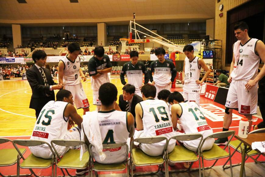 Tennichi transforms Storks into second-division title contenders
