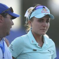Ryu wins Ana Inspiration after controversial ruling costs Thompson