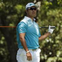 Matsuyama implodes to leave Masters hopes in tatters