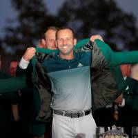 Garcia wins Masters for long-awaited first major title