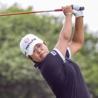 Nomura takes lead into final round in Texas