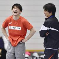 Relaxed, confident 'King Kohei' returning to competition at nationals