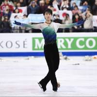 Majestic Hanyu rises to occasion with a command performance
