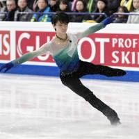 Yuzuru Hanyu's record-setting free skate to 'Hope and Legacy' at the world championships 12 days ago in Helsinki continues to amaze fans, media and those in the global skating community. | KYODO