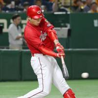 Potent Hiroshima lineup tearing up Central League in early going