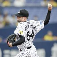 Messenger staying ahead of Japanese baseball learning curve