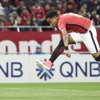 Urawa routs Western Sydney to reach last 16 of Asian Champions League