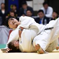 Asahina earns berth at judo worlds with national win