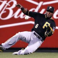 Pirates' Marte hit with 80-game doping ban