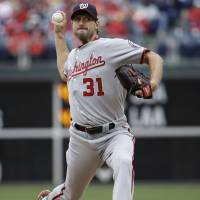 Nationals outslug rival Phillies
