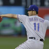 A's condemn Darvish to second loss