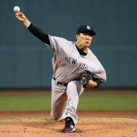 Tanaka tosses three-hit shutout, retires final 14 batters