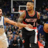 Towns sparks T-Wolves past Trail Blazers