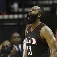 Beverley, Harden lead Rockets over Thunder