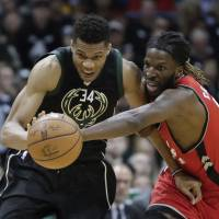 Antetokounmpo no longer just a diamond in the rough