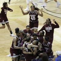 Mississippi State ends UConn's 111-game win streak
