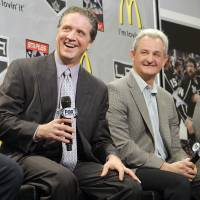 Kings clean house, fire coach GM, promote Blake, Robitaille