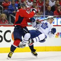 Williams lifts Capitals in overtime